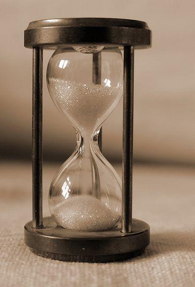 Песочные часы фото своими руками