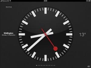 часы на планшет и телефон