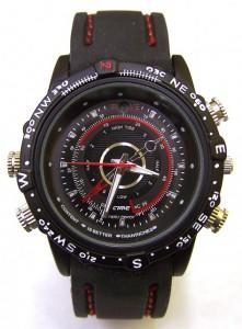 часы с камерой