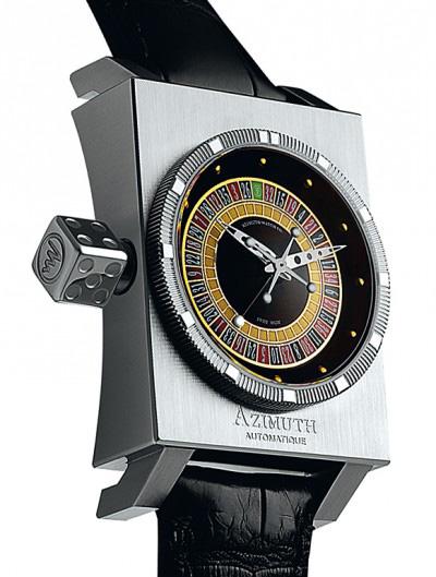 Часы рулетка азимут игровые автоматы шахунья