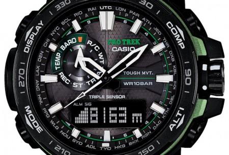 Casio Protrek PRW 6000