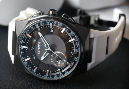 Citizen Eco-Drive Satellite Wave F100 GPS