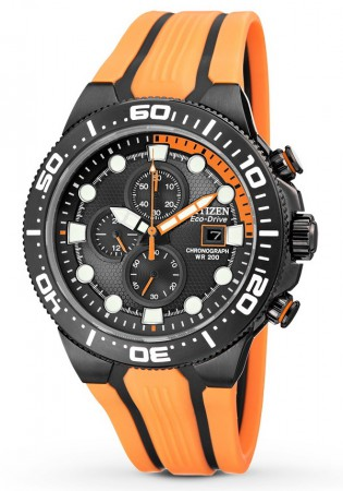 Citizen Eco-Drive Scuba Fin