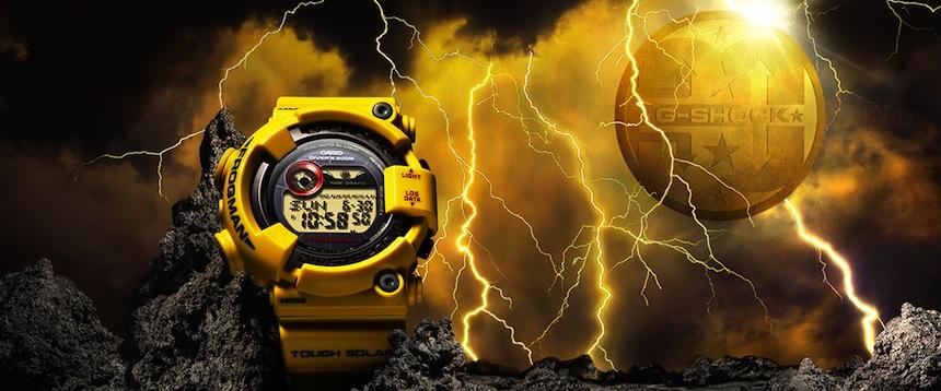 Casio G-Shock Lightning
