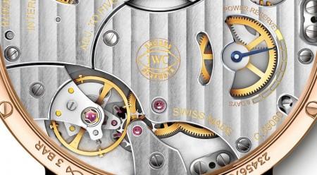 IWC Portofino Hand-Wound Pure Classic