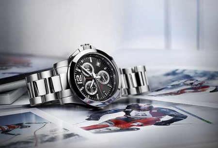 Longines Conquest 1/100 Alpine Skiing
