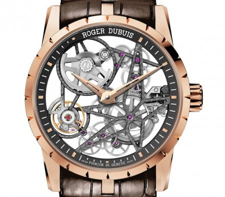 Roger Dubuis Excalibur Automatic Skeleton