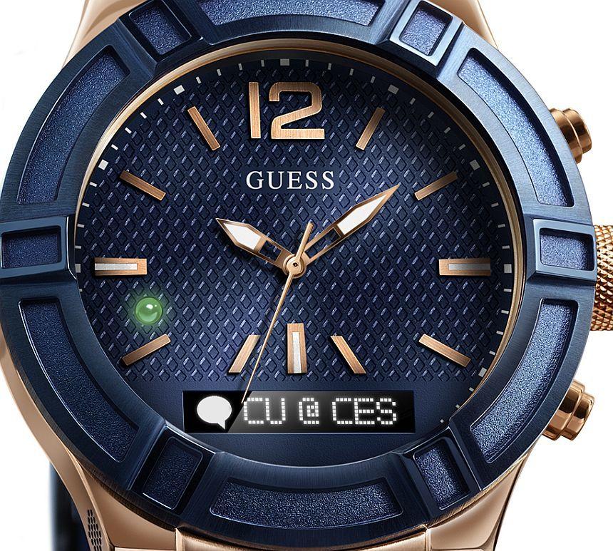 Купить умные часы smart watch guess cg1 недорого по выгодной цене можно здесь.