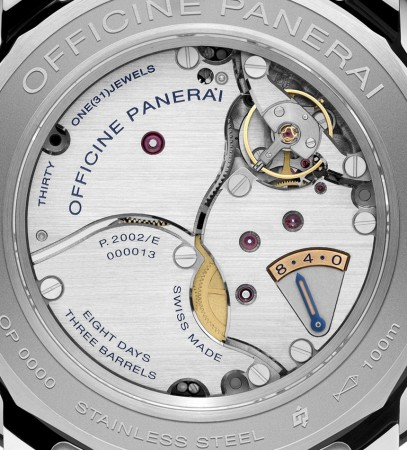 Panerai Equation Of Time