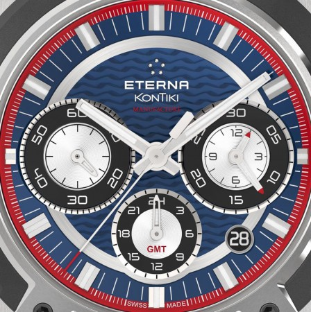 Eterna Royal KonTiki Chronograph GMT