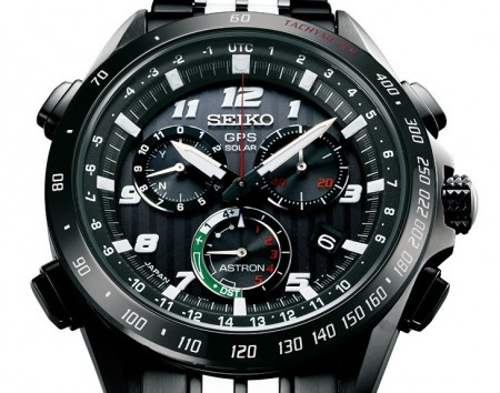 Seiko Astron Solar GPS Chronograph Limited Edition Giugiaro Design