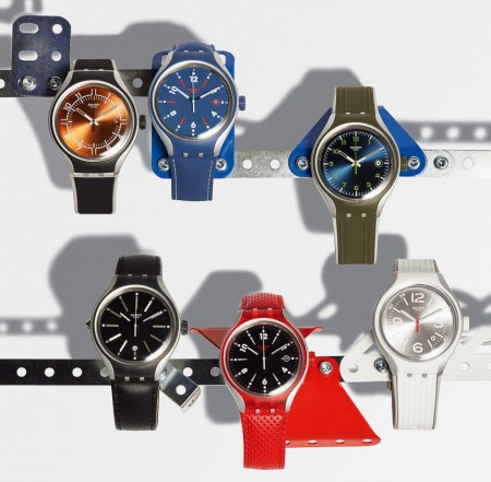 Swatch Irony Xlite