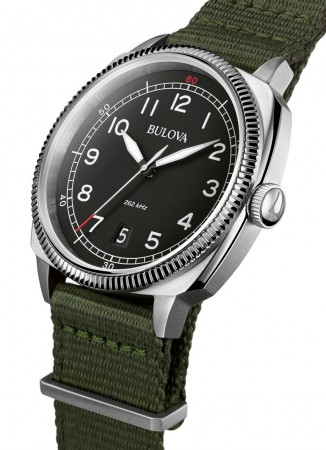 Bulova Accutron II Military 96B229