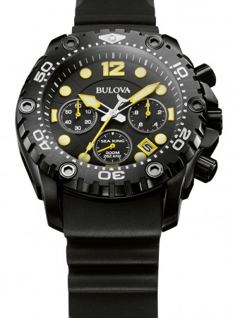 Bulova Accutron II Sea King Chronograph 98B243