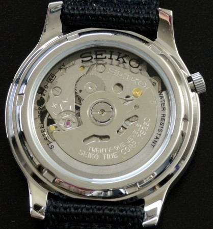Seiko 5 SNK809 Automatic