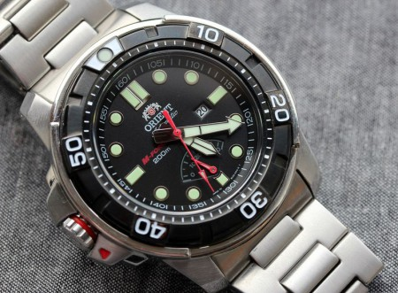 Orient M-Force Beast