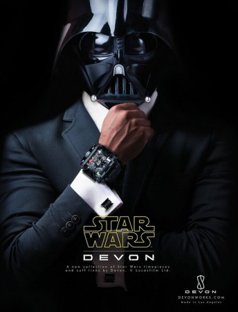 Devon Star Wars Limited Edition