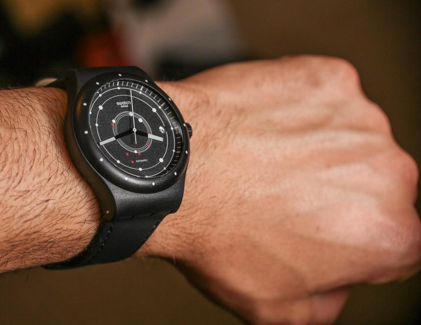 Обзор часов Swatch Sistem51