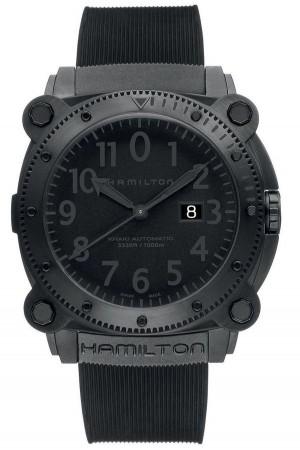 Hamilton Khaki Navy BeLOWZERO