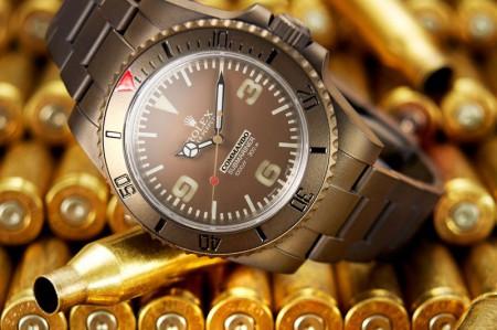 Rolex Commando Edition