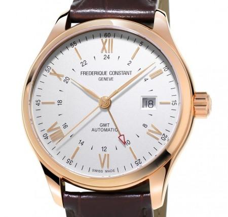 Frederique Constant Classic Index GMT