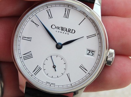 Christopher Ward C9 5 Day Small Seconds