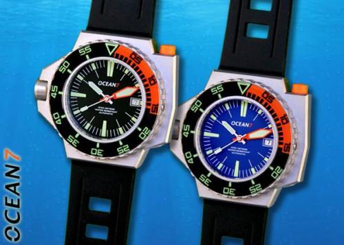 титановые часы LM7