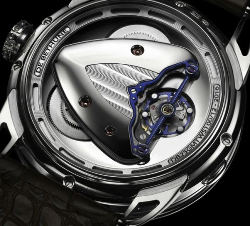 De Bethune DB25 World Traveller