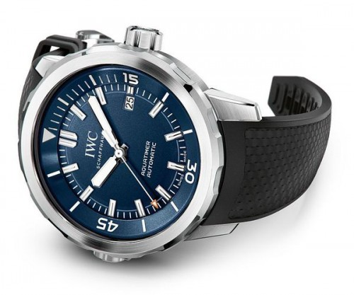 "IWC Aquatimer Automatic Edition ""Expedition Jacques-Yves Cousteau"""