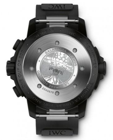 """44mm IWC Aquatimer Chronograph Edition """"La Cumbre Volcano"""""""