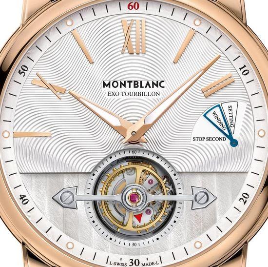 Montblanc 4810 ExoTourbillon