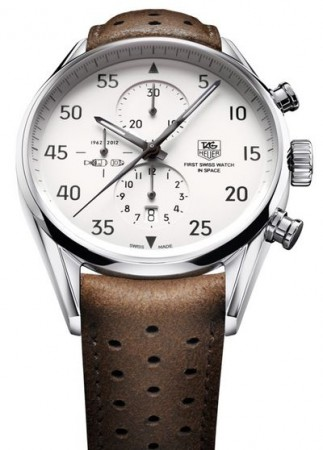TAG Heuer Carrera 1887 SpaceX