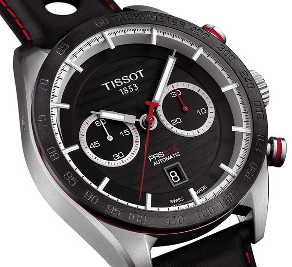 Tissot PRS 516 Bi-Compax Chronograph