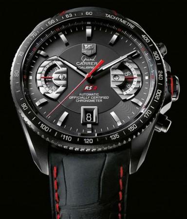 Часы TAG Heuer Grand Carrera Calibre 17 RS2 Titanium