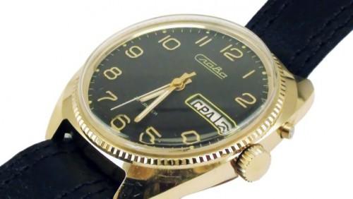 советские часы слава