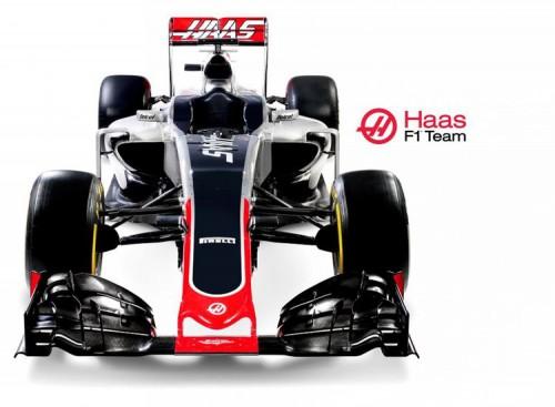 Richard Mille Haas F1