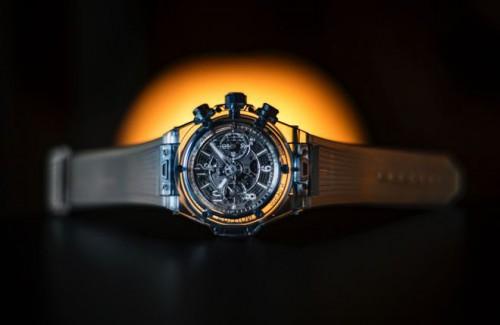 Hublot Unico Sapphire Chronograph