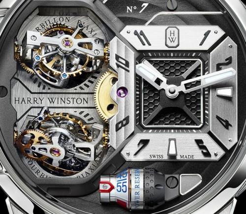 Harry Winston Histoire De Tourbillon 7