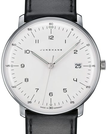 Junghans Max Bill Edition 2017