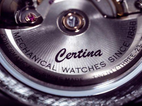 Certina DS-1 Powermatic 80